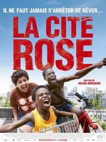 A Cidade Cor de Rosa - Poster / Capa / Cartaz - Oficial 1