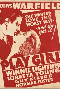 Play-Girl - Poster / Capa / Cartaz - Oficial 1