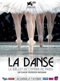 La Danse - Le Ballet de l'Opéra de Paris - Poster / Capa / Cartaz - Oficial 1