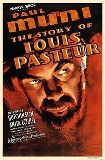 A História de Louis Pasteur - Poster / Capa / Cartaz - Oficial 1