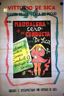 Madalena, Zero em Comportamento - Poster / Capa / Cartaz - Oficial 3