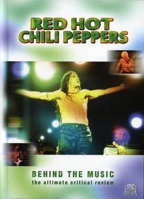 Por Trás da Música - Red Hot Chili Peppers - Poster / Capa / Cartaz - Oficial 1