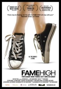 Fame High - Poster / Capa / Cartaz - Oficial 1