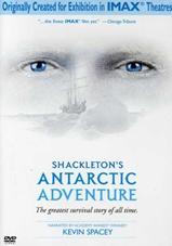 A Lendária Expedição Antártica de Shackleton - Poster / Capa / Cartaz - Oficial 1