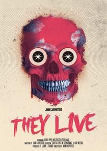 Eles Vivem - Poster / Capa / Cartaz - Oficial 8