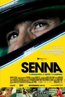 Senna - Poster / Capa / Cartaz - Oficial 1