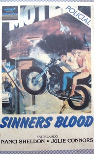 Sinners Blood - Poster / Capa / Cartaz - Oficial 1
