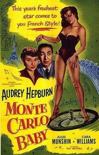 Monte Carlo baby - Poster / Capa / Cartaz - Oficial 1