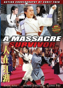 A Massacre Survivor - Poster / Capa / Cartaz - Oficial 1