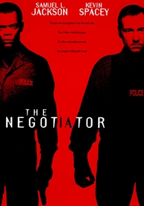A Negociação - Poster / Capa / Cartaz - Oficial 3