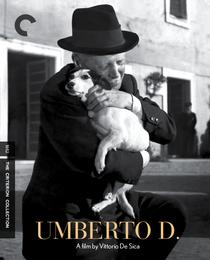 Umberto D. - Poster / Capa / Cartaz - Oficial 1