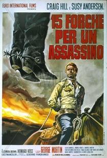 15 Forcas para um Assassino - Poster / Capa / Cartaz - Oficial 1