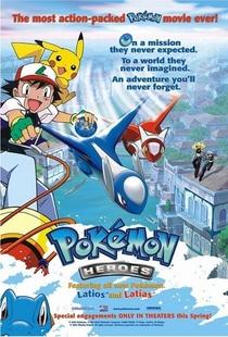 Pokémon 5: Heróis - Poster / Capa / Cartaz - Oficial 1