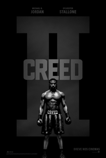 Creed II - Poster / Capa / Cartaz - Oficial 5
