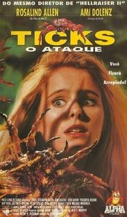 Ticks - O Ataque - Poster / Capa / Cartaz - Oficial 2