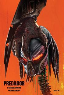 O Predador - Poster / Capa / Cartaz - Oficial 1