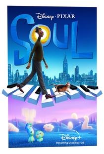 Soul - Poster / Capa / Cartaz - Oficial 5