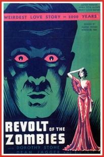A Revolta dos Zumbis - Poster / Capa / Cartaz - Oficial 2