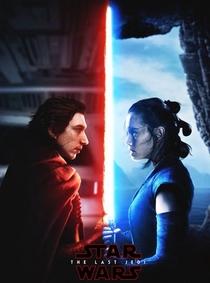 Star Wars: Os Últimos Jedi - Poster / Capa / Cartaz - Oficial 17