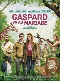 A Excêntrica Família de Gaspard - Poster / Capa / Cartaz - Oficial 1