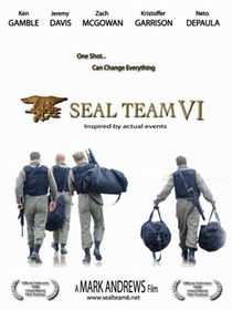 Seal Team VI: Soldados de Elite - Poster / Capa / Cartaz - Oficial 2
