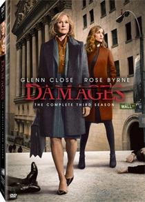 Damages (3ª Temporada) - Poster / Capa / Cartaz - Oficial 1