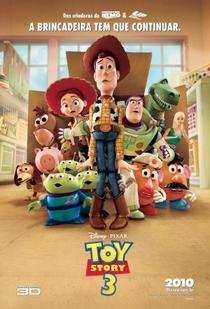 Toy Story 3 - Poster / Capa / Cartaz - Oficial 4