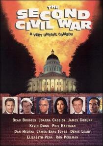 A Segunda Guerra Civil - Poster / Capa / Cartaz - Oficial 1