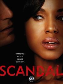 Scandal (2ª Temporada) - Poster / Capa / Cartaz - Oficial 1