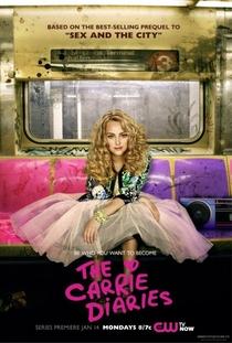The Carrie Diaries (1ª Temporada) - Poster / Capa / Cartaz - Oficial 1
