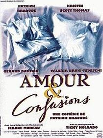 Amor & Confusão - Poster / Capa / Cartaz - Oficial 1