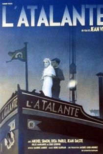 O Atalante - Poster / Capa / Cartaz - Oficial 3
