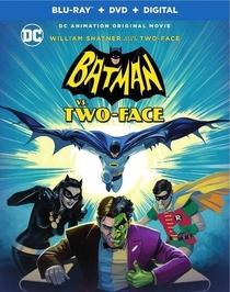 Batman vs. Duas-Caras - Poster / Capa / Cartaz - Oficial 2
