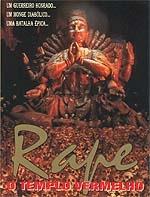O Templo Vermelho - Poster / Capa / Cartaz - Oficial 2