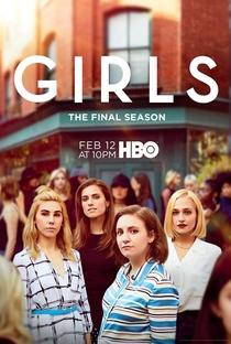 Girls (6ª Temporada) - Poster / Capa / Cartaz - Oficial 1