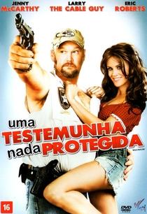 Uma Testemunha Nada Protegida - Poster / Capa / Cartaz - Oficial 2