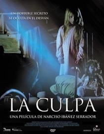 O Quarto da Culpa - Poster / Capa / Cartaz - Oficial 2
