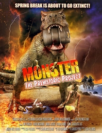 Monster: The Prehistoric Project - Poster / Capa / Cartaz - Oficial 1