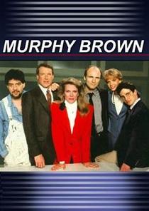 Murphy Brown (1ª Temporada) - Poster / Capa / Cartaz - Oficial 2