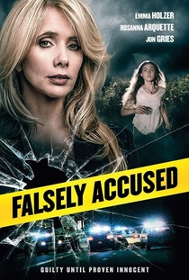 Falsely Accused - Poster / Capa / Cartaz - Oficial 1