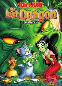 Tom e Jerry: O Dragão Perdido - Poster / Capa / Cartaz - Oficial 1