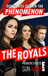 The Royals (2ª Temporada) - Poster / Capa / Cartaz - Oficial 2