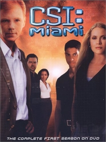 CSI: Miami (1ª Temporada) - Poster / Capa / Cartaz - Oficial 1