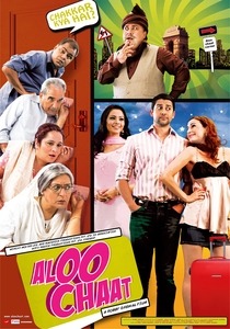 Aloo Chaat - Poster / Capa / Cartaz - Oficial 2