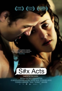 S#x Acts - Poster / Capa / Cartaz - Oficial 1