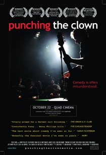 Punching the Clown - Poster / Capa / Cartaz - Oficial 1
