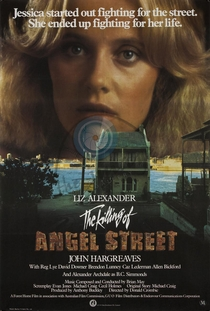 O Assassinato de Street Angel - Poster / Capa / Cartaz - Oficial 1