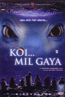 Koi... Mil Gaya - Poster / Capa / Cartaz - Oficial 2