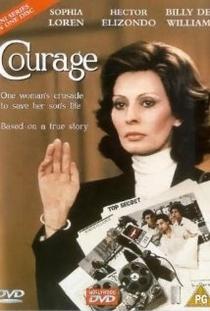 Courage, Uma História Verídica - Poster / Capa / Cartaz - Oficial 1