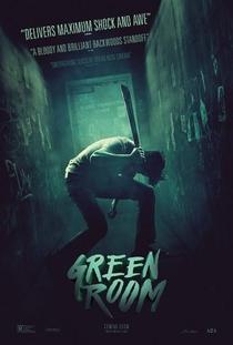 Sala Verde - Poster / Capa / Cartaz - Oficial 2